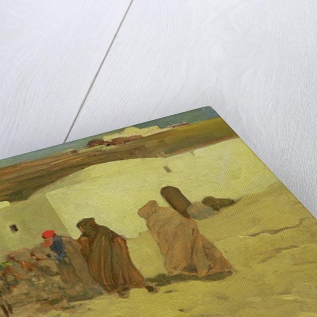 A Scene in Tunis, 1899 by Arthur Melville