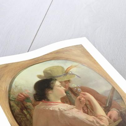 A Lover's Posy, 1846 by John Phillip