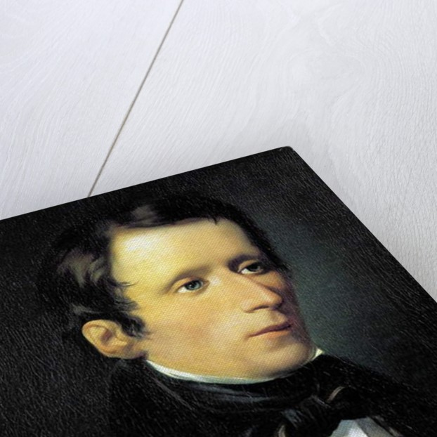 Giacomo Leopardi by Domenico Morelli