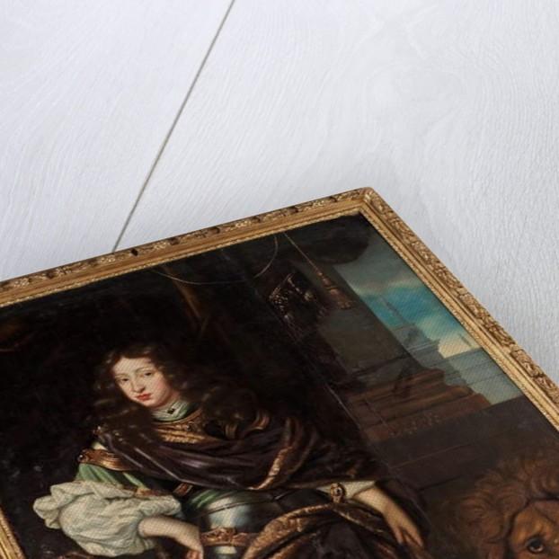 Charles XI of Sweden by David Klocker Ehrenstrahl