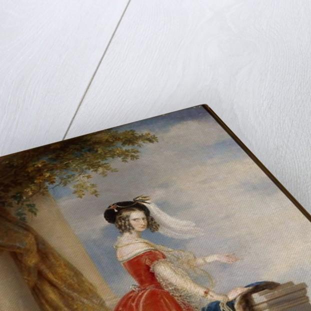 Portrait of Empress Alexandra Feodorovna by Christina Robertson