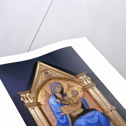 Virgin and Child, c.1400 by Andrea Vanni