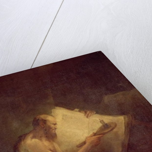 Pythagoras by Pietro Longhi