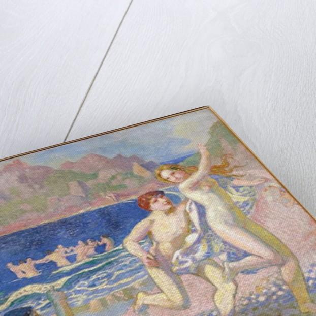 Galatee ou La Poursuite 1908 by Maurice Denis