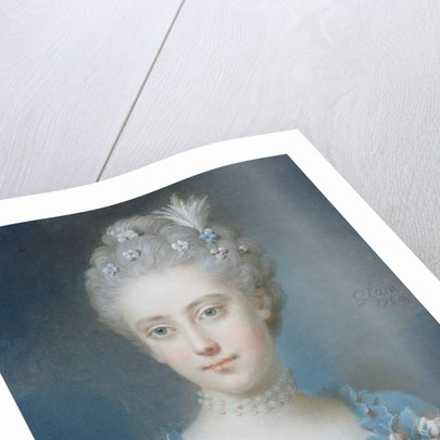 Harriot Walter 3rd Viscountess Grimston by Anonymous
