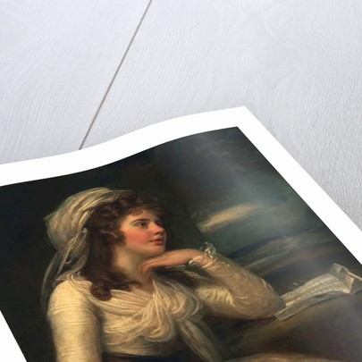 Margaret Cocks, later Margaret Smith, 1787 by Richard Cosway