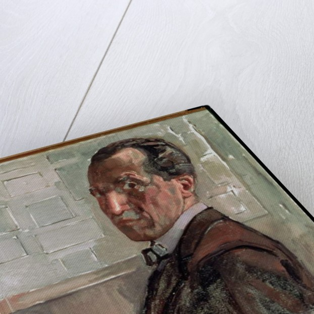 Self Portrait, 1918 by Piet Mondrian