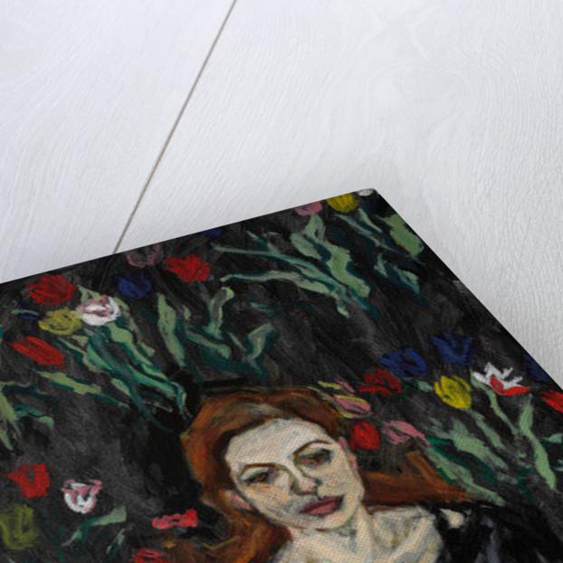 Spring Portrait by Julie Held