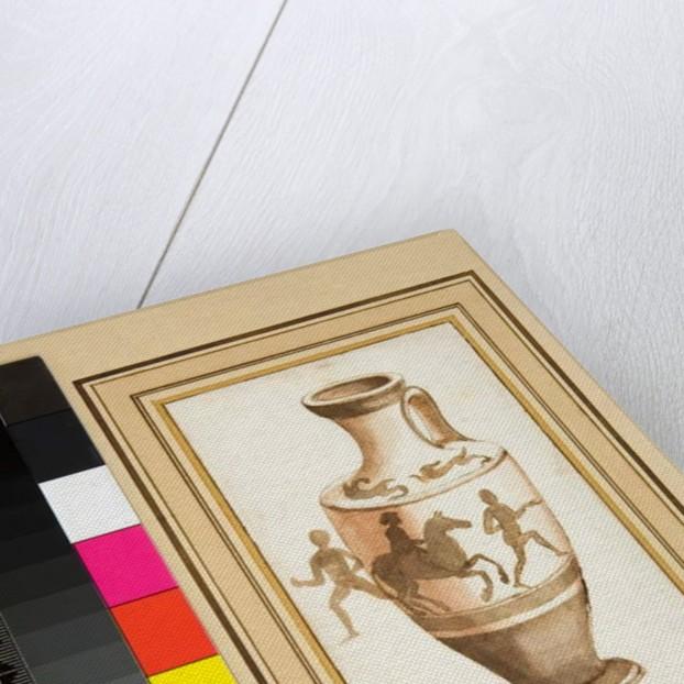 An Oinochoe by Pietro Santi Bartoli
