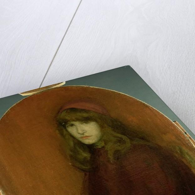 Lillie: An Oval by James Abbott McNeill Whistler