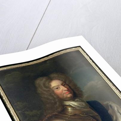 Portrait of James II by English School