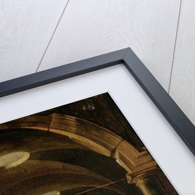 Architectural Capriccio by Viviano Codazzi