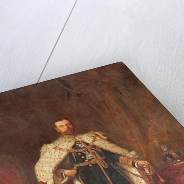 King George V by Samuel Luke Fildes