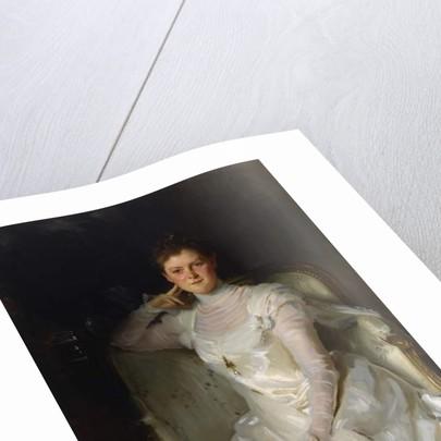 Mrs Joshua Montgomery Sears 1899 by John Singer Sargent
