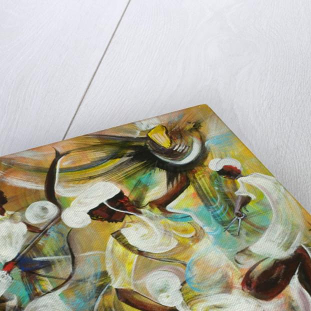 Pocomania by Ikahl Beckford