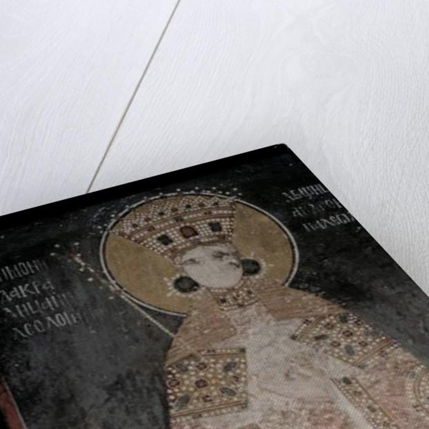 Queen Simonis, 1131-21 by Serbian School
