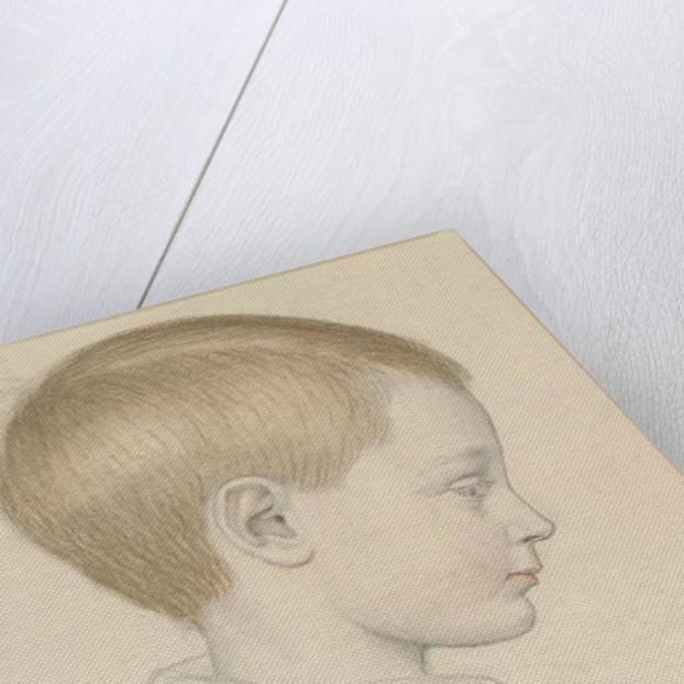 Sketch of a Boy's Head, 1906 by Joseph Edward Southall