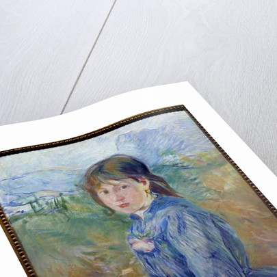 La petite nicoise by Berthe Morisot