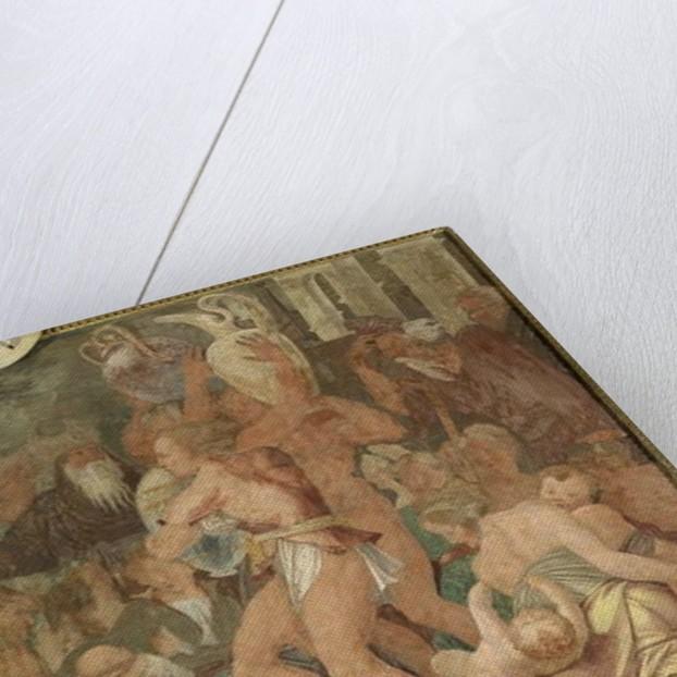 The Sacrifice 16th century by Giovanni Battista Rosso Fiorentino