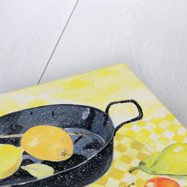 Spanish Pan by Hilary Jones