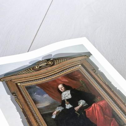 Portrait of the Grand Duke Cosimo III by Pietro Dandini