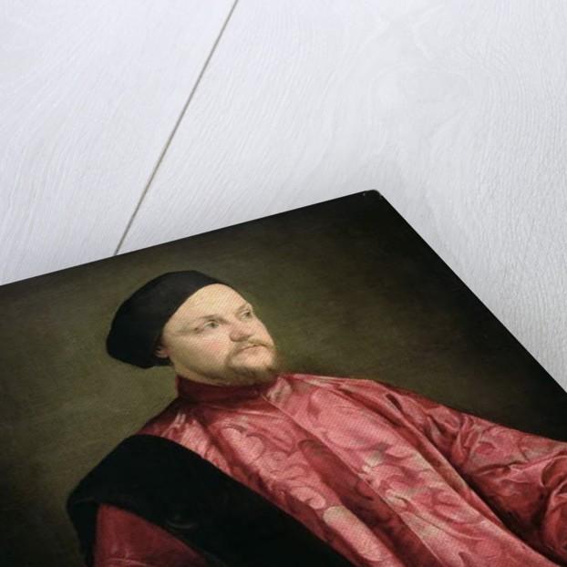 Portrait of a Venetian Senator, 1540 by Jacopo Bassano