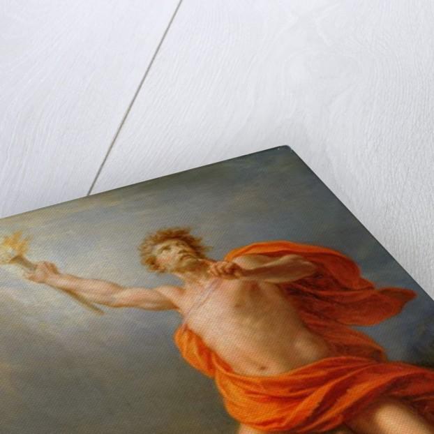 Prometheus Bringing Fire to Mankind, 1817 by Friedrich Heinrich Fuger
