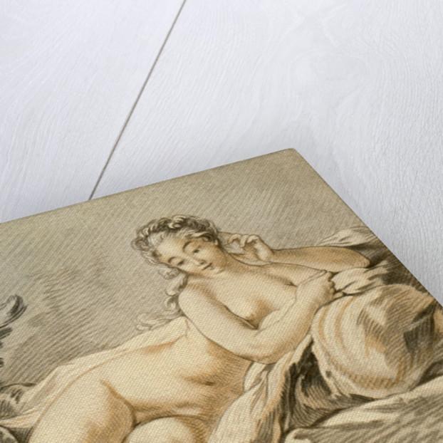 Jeanne Antoinette Poisson, Marquise de Pompadour, aka Madame de Pompadour, portrayed as Venus by Anonymous