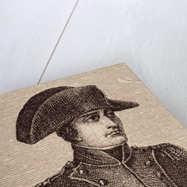 Portrait of Napoleon Bonaparte by French School