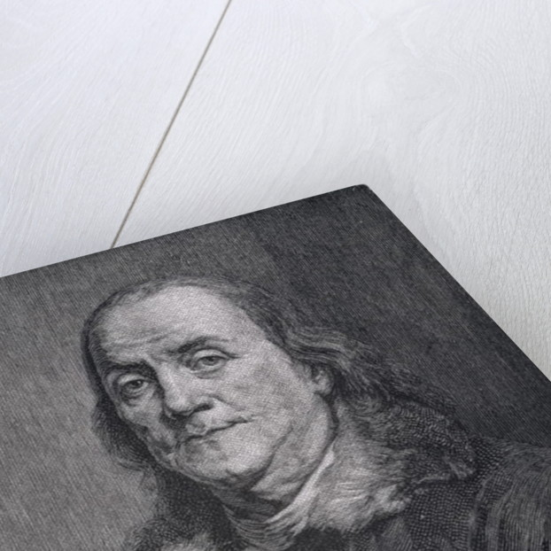 Benjamin Franklin by American School