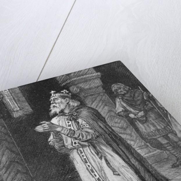 King Edward the Confessor by English School