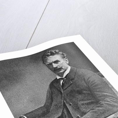 Ambrose Gwinnett Bierce by English School