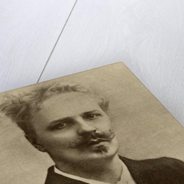 Johan August Strindberg by Unknown