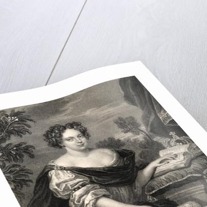 Portrait of Catherine of Braganza by English School