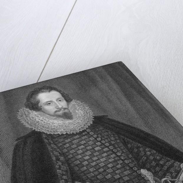 Robert Devereux by English School