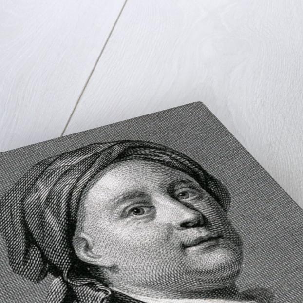 Richard Wilson engraved by Charles Pye by Anton Raphael Mengs