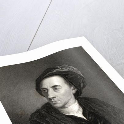 Alexander Pope by English School