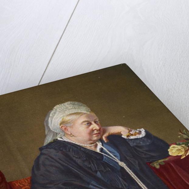 Queen Victoria by English School