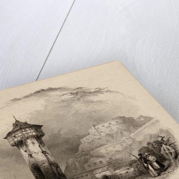 Aleksandr Vasilievich Suvorov, engraved by Pannemaker-Ligny after Linard by David Roberts