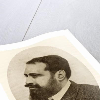 Vincente Blasco Ibanes by Spanish School