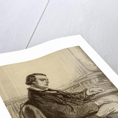 Theodore de Banville by French School