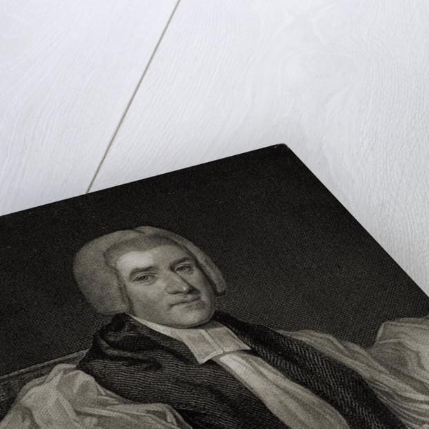 Reverend William Carey by English School