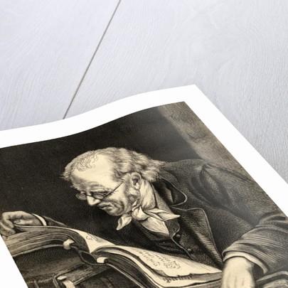 Barthold Georg Niebuhr by German School
