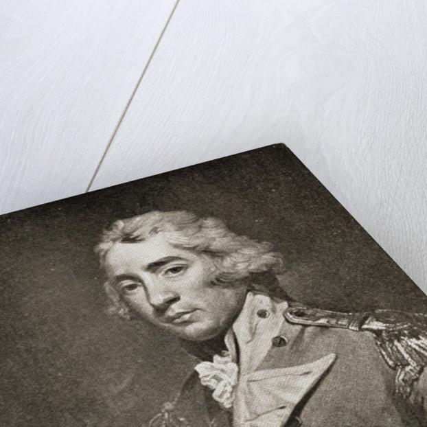 Thomas Graham Lord Lynedoch by John Hoppner