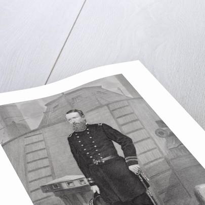 Portrait of Admiral David Dixon Porter by Alonzo Chappel