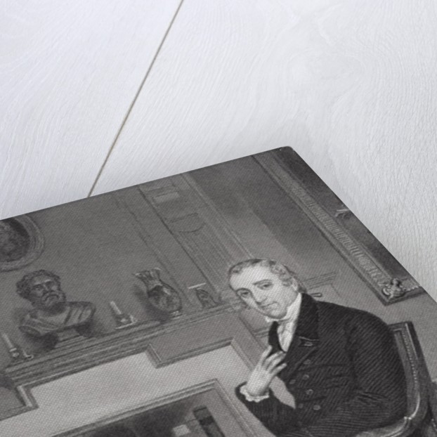 Portrait of Fisher Ames by Alonzo Chappel