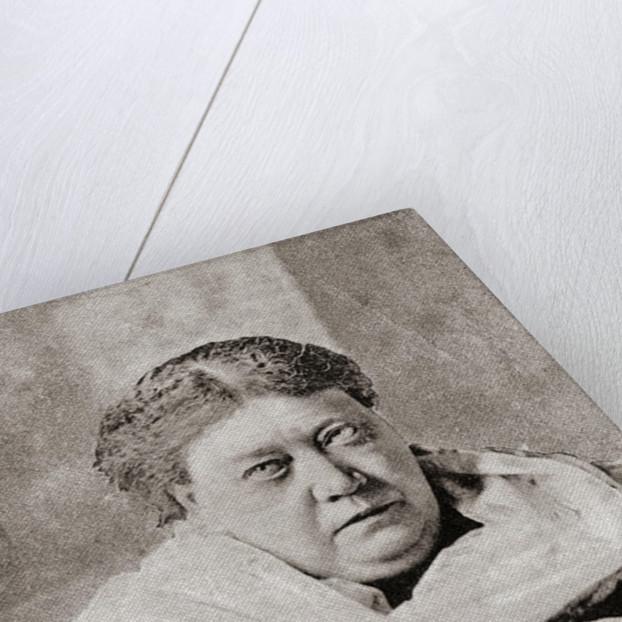 Helena Petrovna Blavatsky by Anonymous