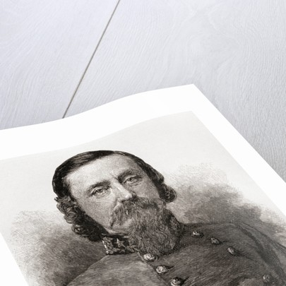 George Edward Pickett by Anonymous
