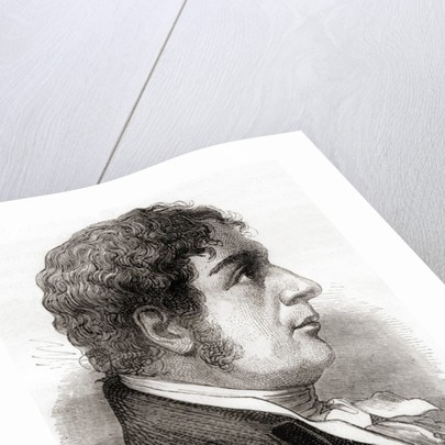 Francesco Zambeccari by French School