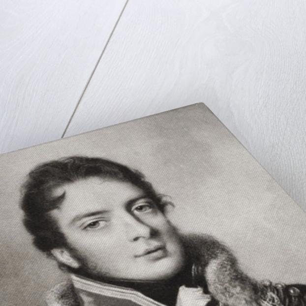 Lieutenant General William Warre by John Cox Dillman Engleheart